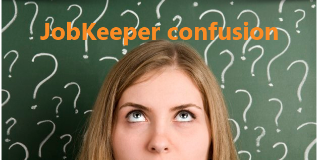 JobKeeper confusion