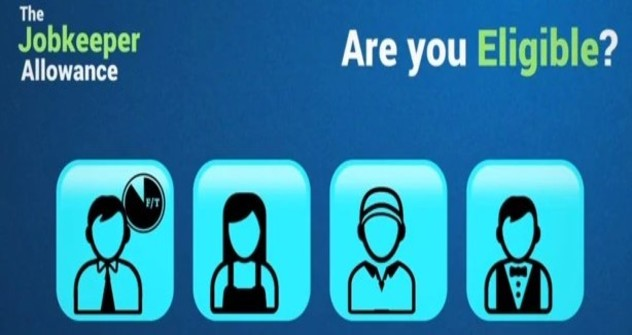 JobKeeper eligibility
