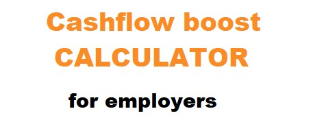Cashflow boost Calculator