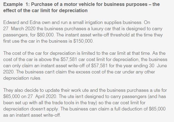 MV car limit