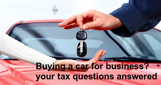 Car for business