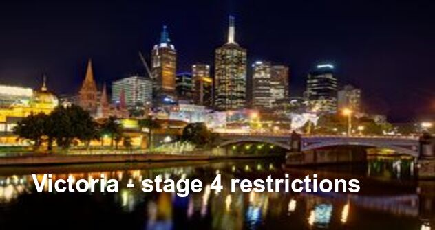 Stage 4 restrictions