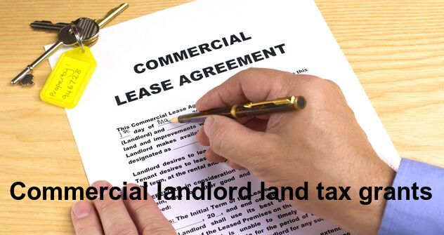 commercial landlord grant