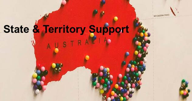State & Territory support