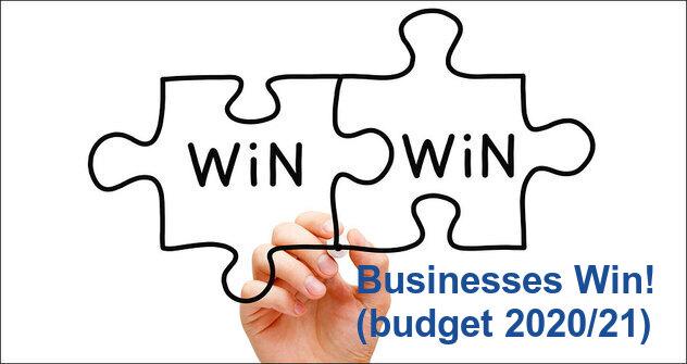 Budget 2020/21